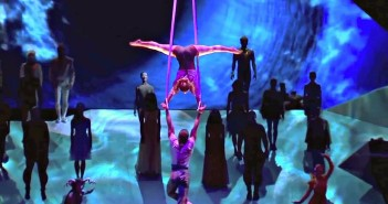 Cirque du Soleil on the MSC Cruises' next-generation Meraviglia ships