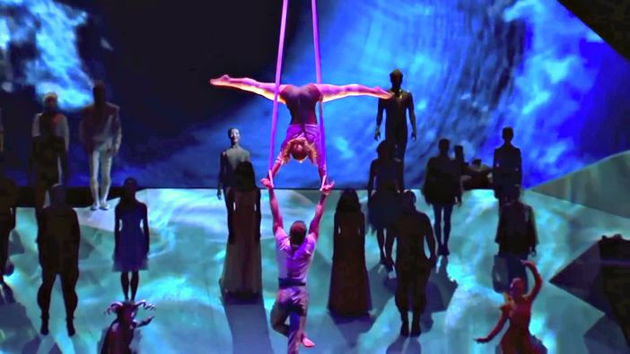 Cirque Du Soleil Forms Alliance With Msc Cruises To