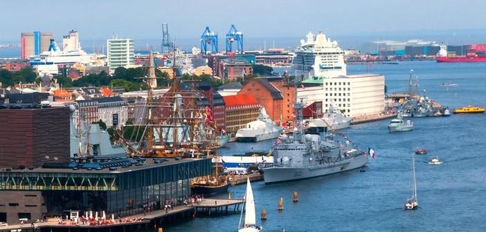 Cruise to Copenhagen