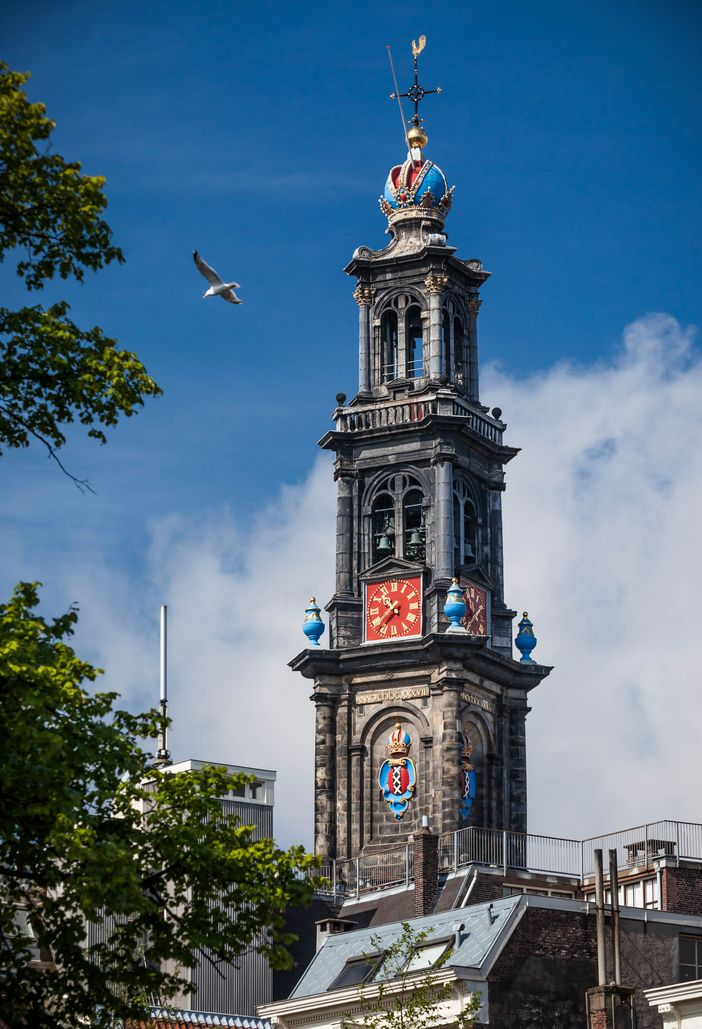 Protestant church in Amsterdam
