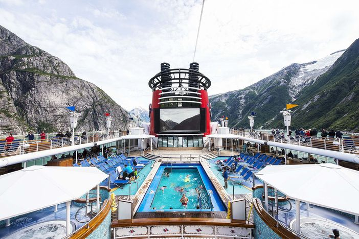 An Alaska Cruise With Kids Is Only Kid Friendly When It