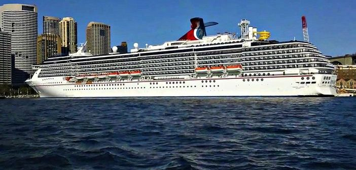 Cruise With Carnival Down Under And Become Part Of A