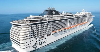 MSC cruise destinations