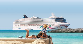 Norwegian Cruise Line Private Island, the Great Stirrup Cay