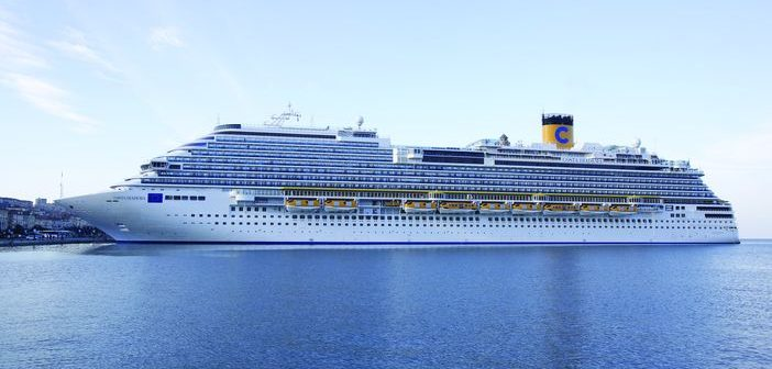 Costa Diadema Introduces The Interactive Robot Pepper To Cruise Guests Cruise Panorama