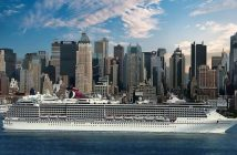 Carnival Miracle will start a 14 day cruise to Alaska