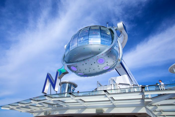 North Star capsule on Anthem of the Seas