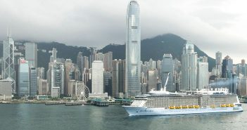 Royal Caribbean in China
