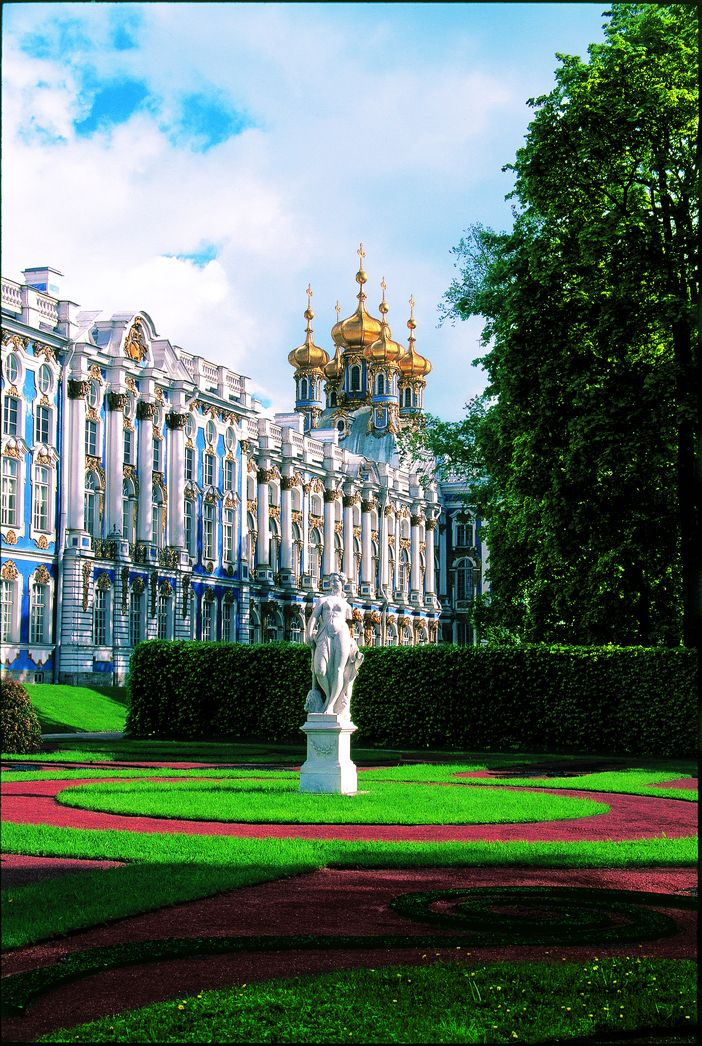 Catherine's Palace, Russia