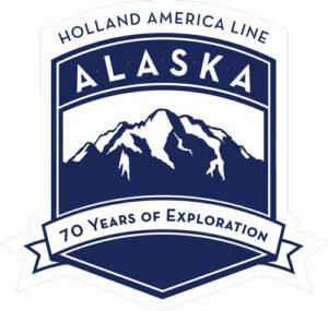 Holland America line Alaska logo