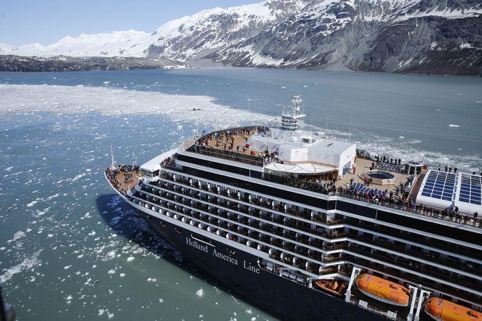 Holland America Line Celebrates 70 Years In Alaska