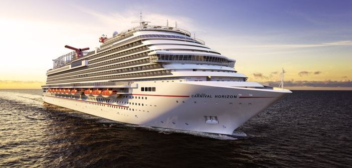 Carnival Horizon cruise ship