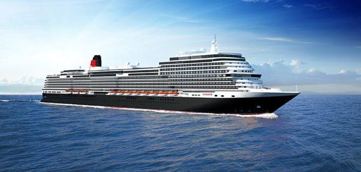 New Cunard ship