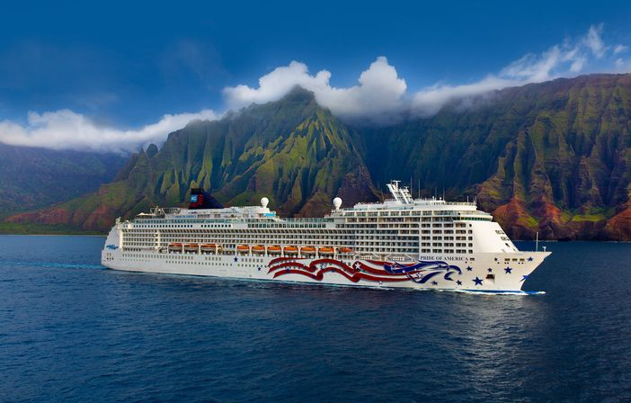 Norwegian Cruise Line S Newly Refurbished Pride Of America