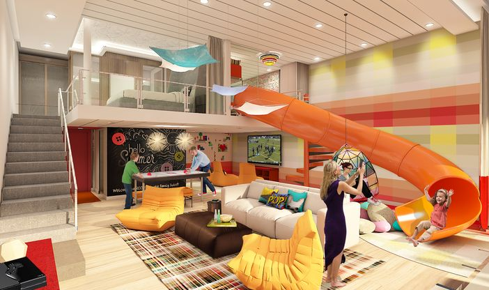 Royal Caribbean Offers Exciting Amenities On The World S Biggest Cruise Ship Symphony Of The
